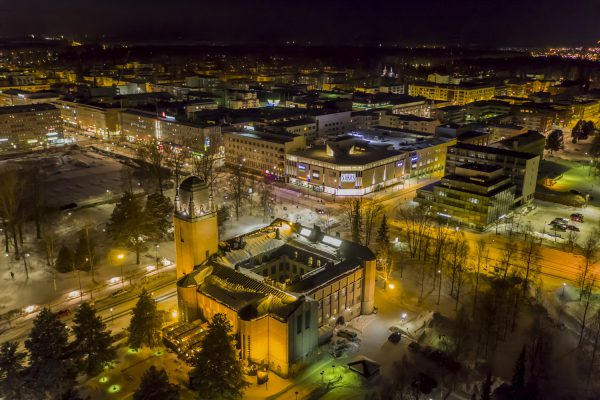 Funding call: How to increase the attraction of Joensuu, the city needs your ideas – apply by 3 Dec