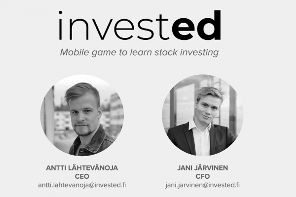 'Invested' mobile app breaks prejudices against stock investing