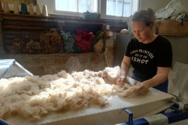 Tarina uudenlaisen tekstiilituotteen synnystä